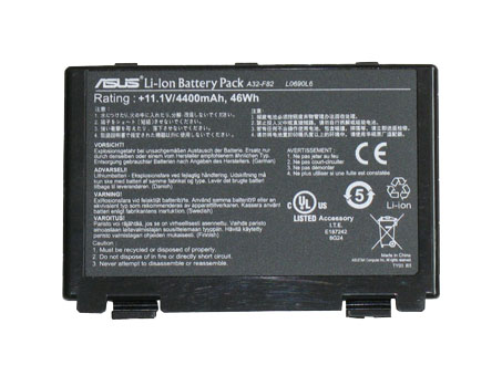 A32-F82 laptop battery