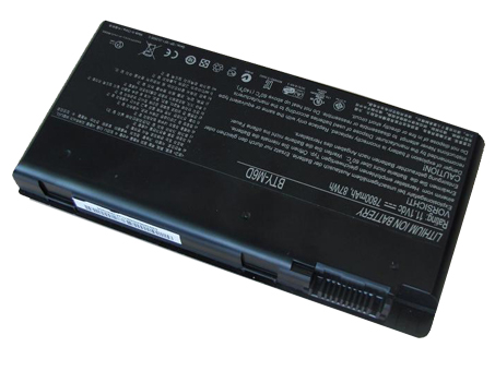 MSI GT660 Series laptop battery