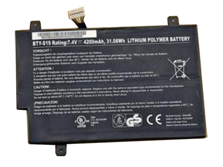 MSI 925TA026F laptop battery