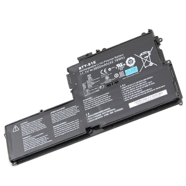 BTY-S1E laptop battery