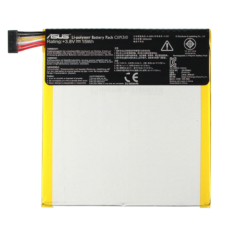 C11P1310 laptop battery