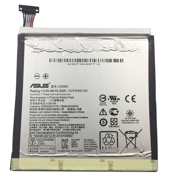 Asus ZenPad 8.0 (Z380C) laptop battery