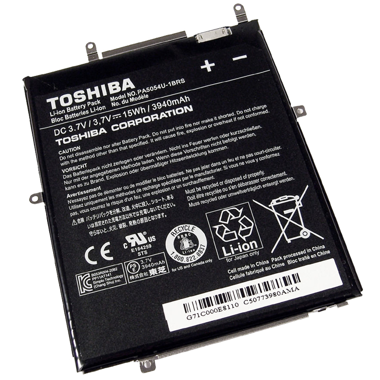Toshiba Excite AT275 Tablet laptop battery